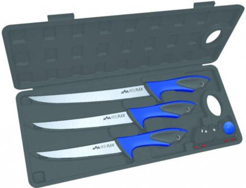Outdoor Edge's ReelFlex Pak Fillet Knife Kit