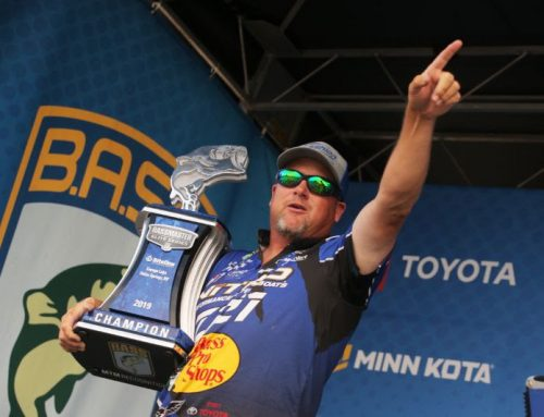 Hartman Comes From Behind To Win Bassmaster Elite Series Event At Cayuga Lake