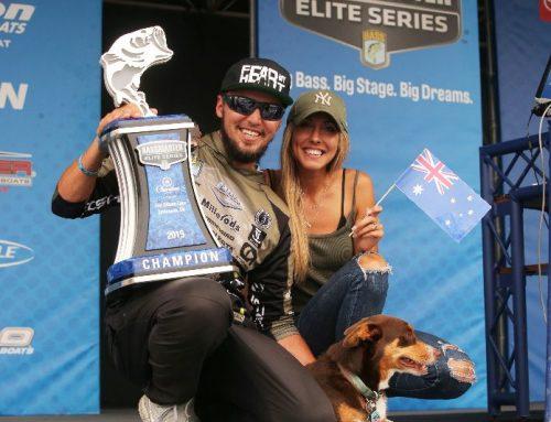 Australian Pro Jocumsen Scores Bassmaster Elite Series Victory On Tenkiller