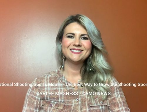 NATIONAL SHOOTING SPORTS MONTH – THE BEST WAY TO GROW THE SHOOTING SPORTS – CAMO NEWS