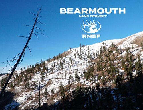 Land Donation Protects 3,450 Acres of Montana Wildlife Habitat