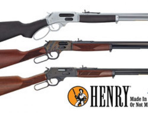 Henry Repeating Arms Introduces 32 New Rifles and Shotguns