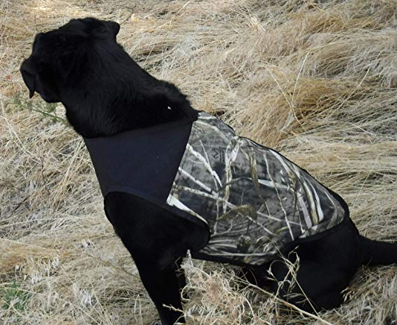 CUGA WATERFOWLER Dog Vest in Realtree MAX-5 Camo