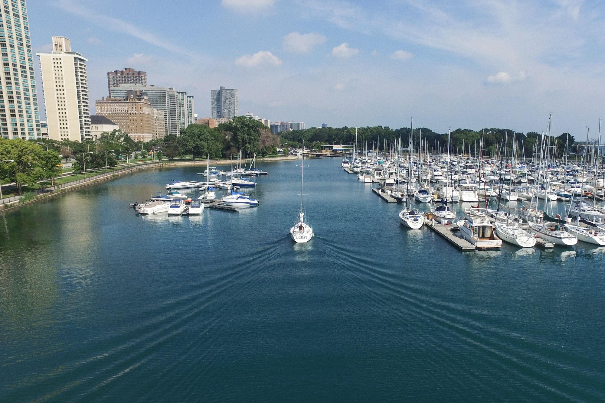 New Legislation Would Invest in Recreational Boating Infrastructure