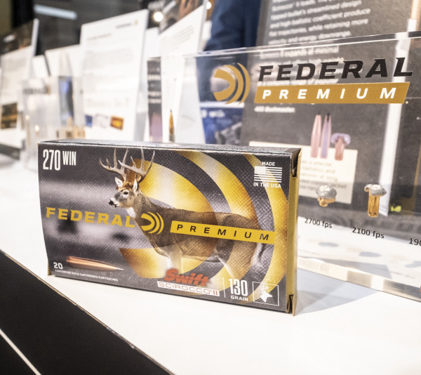 Federal Ammunition Introduces New Swift Scirocco II